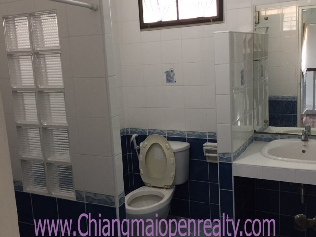 [H398] House for Rent 3 bedrooms fully furnished @ kullaphan vill 9 -Unavailable-