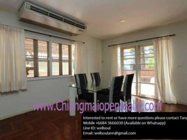 [H400] House for Rent 3 bedrooms 3 bathrooms @ Sansai