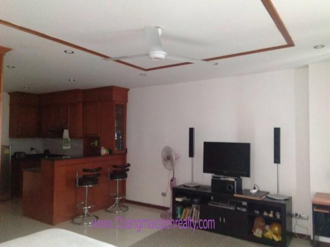 [CR161] Apartment for Sale @ Chiangmai Riverside condo