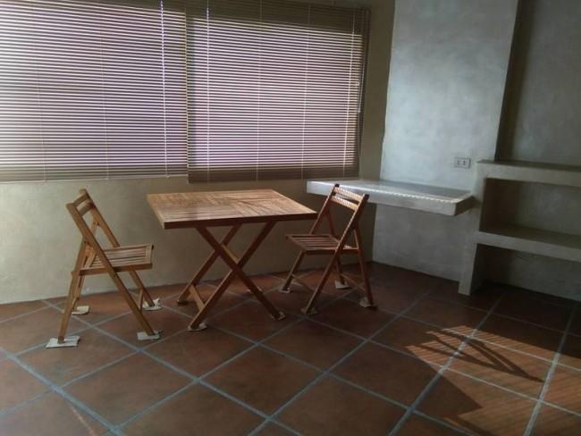 [CR137] Apartment for Rent Studio @ Chiangmai Riverside condo