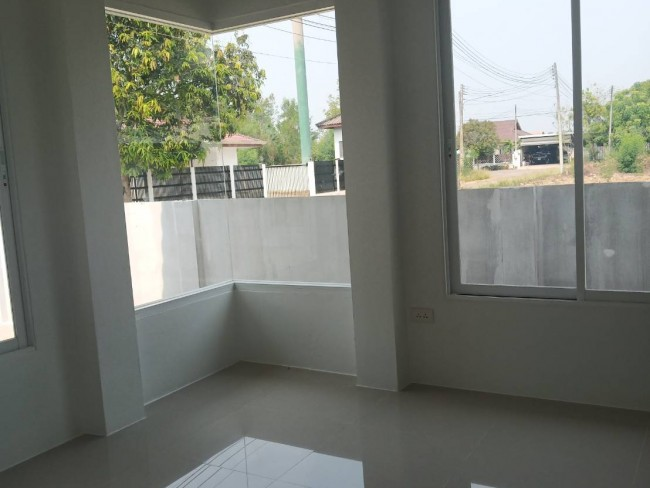 [H446] House for Sale 3 bedrooms @ Nong Phuend, Saraphi.